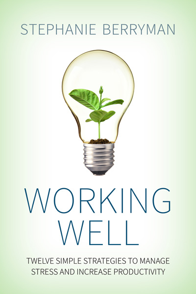 Working Well book cover